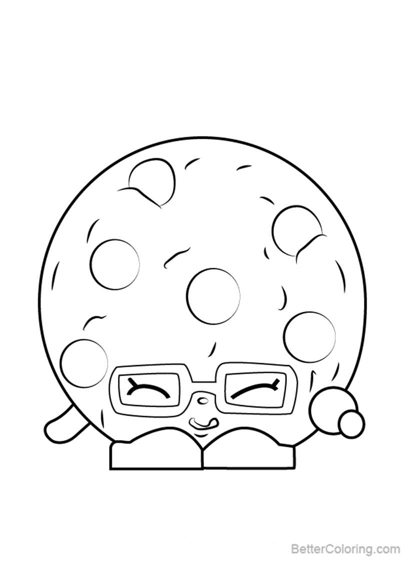 shopkins candy coloring pages miss candy from shopkins coloring pages free printable shopkins coloring candy pages