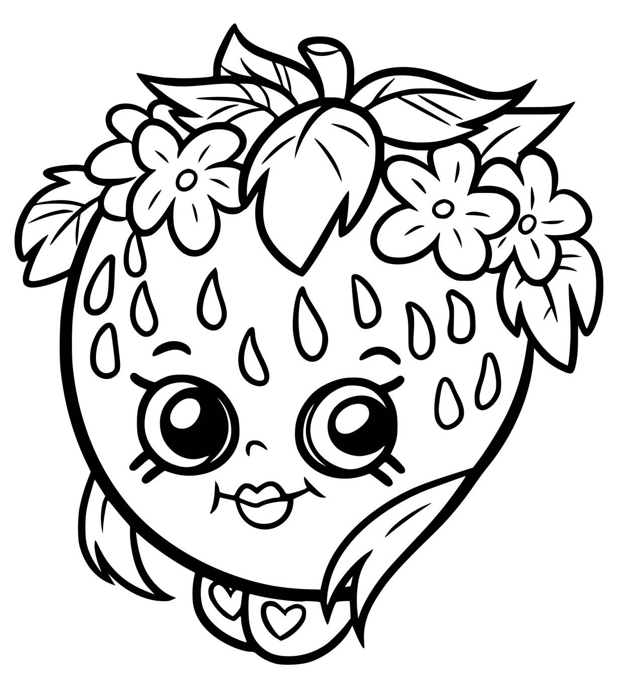 shopkins print out shopkin coloring pages printable at getdrawings free shopkins print out