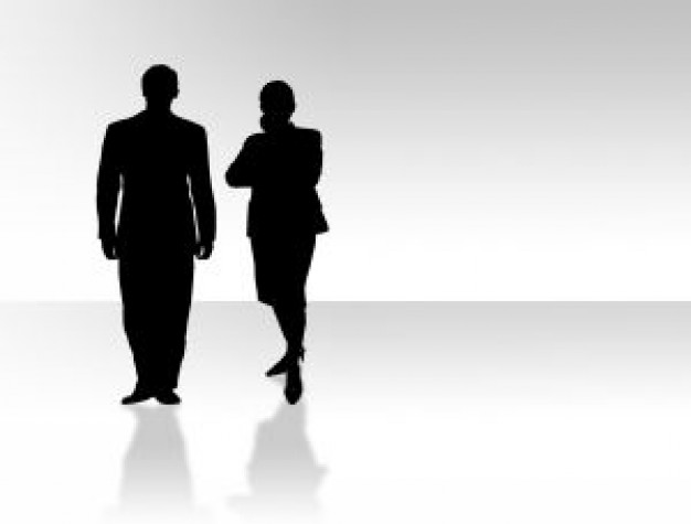 silhouette male and female fileman and woman silhouettesjpg wikimedia commons male and silhouette female