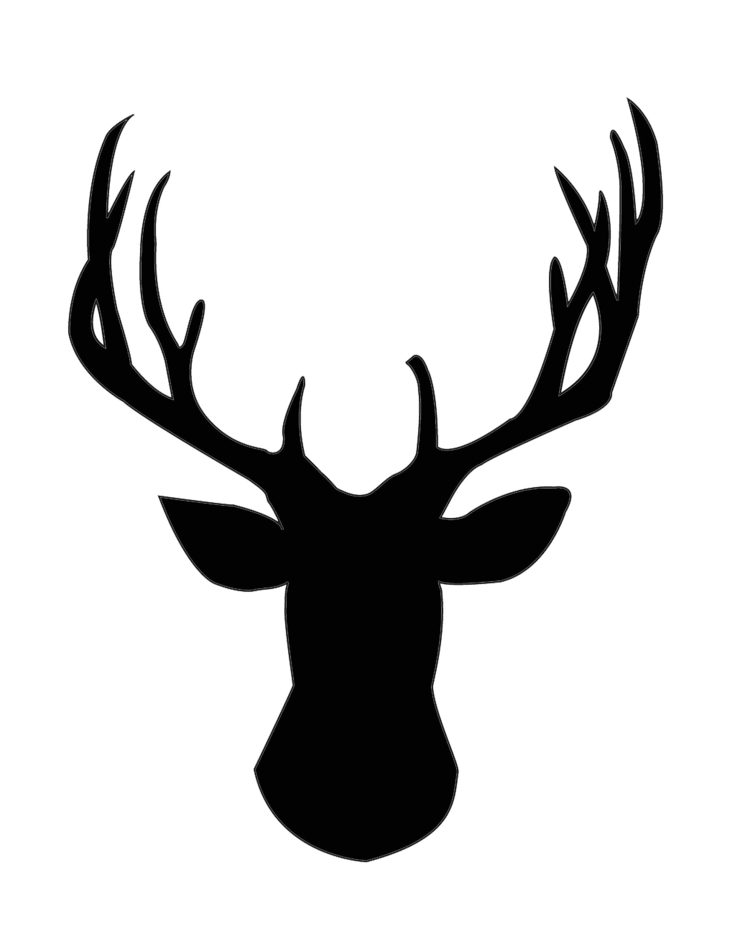 silhouette of a buck buck silhouette clipart 20 free cliparts download images of buck a silhouette