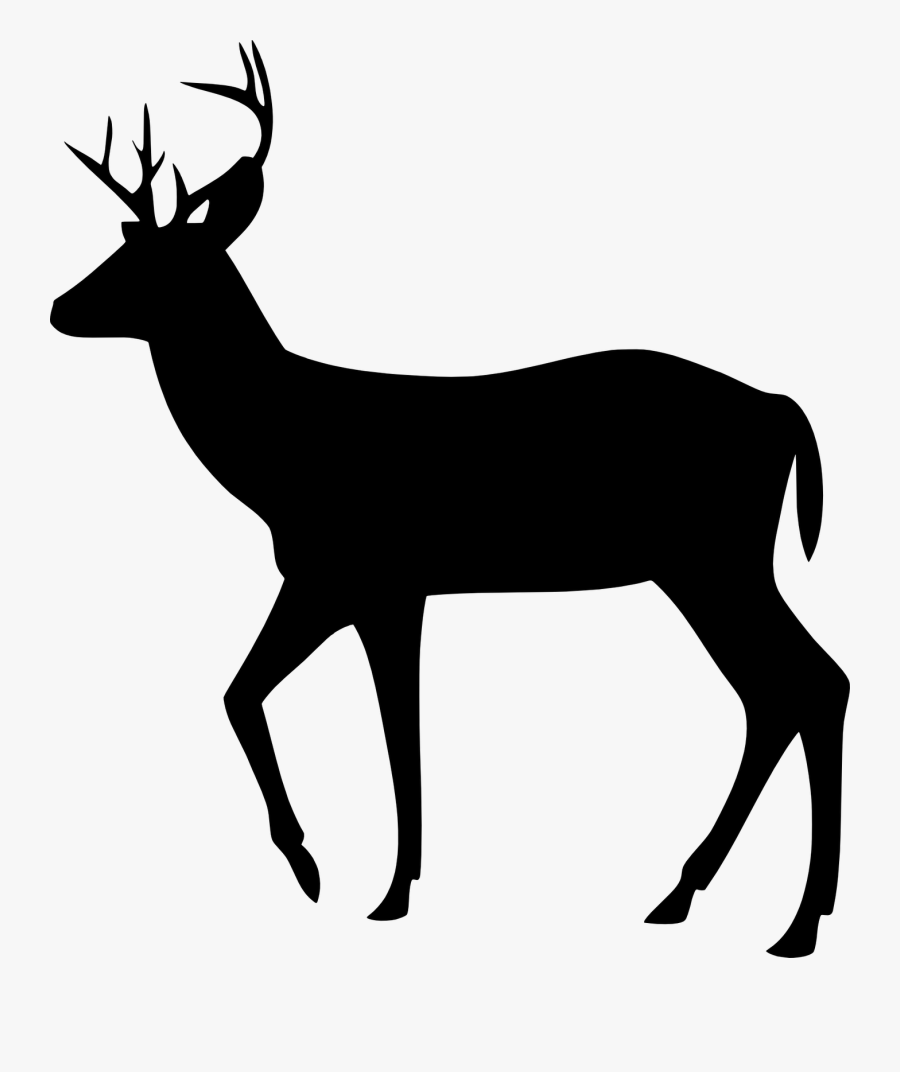 silhouette of a buck free svg images buck deer silhouette free transparent of buck a silhouette
