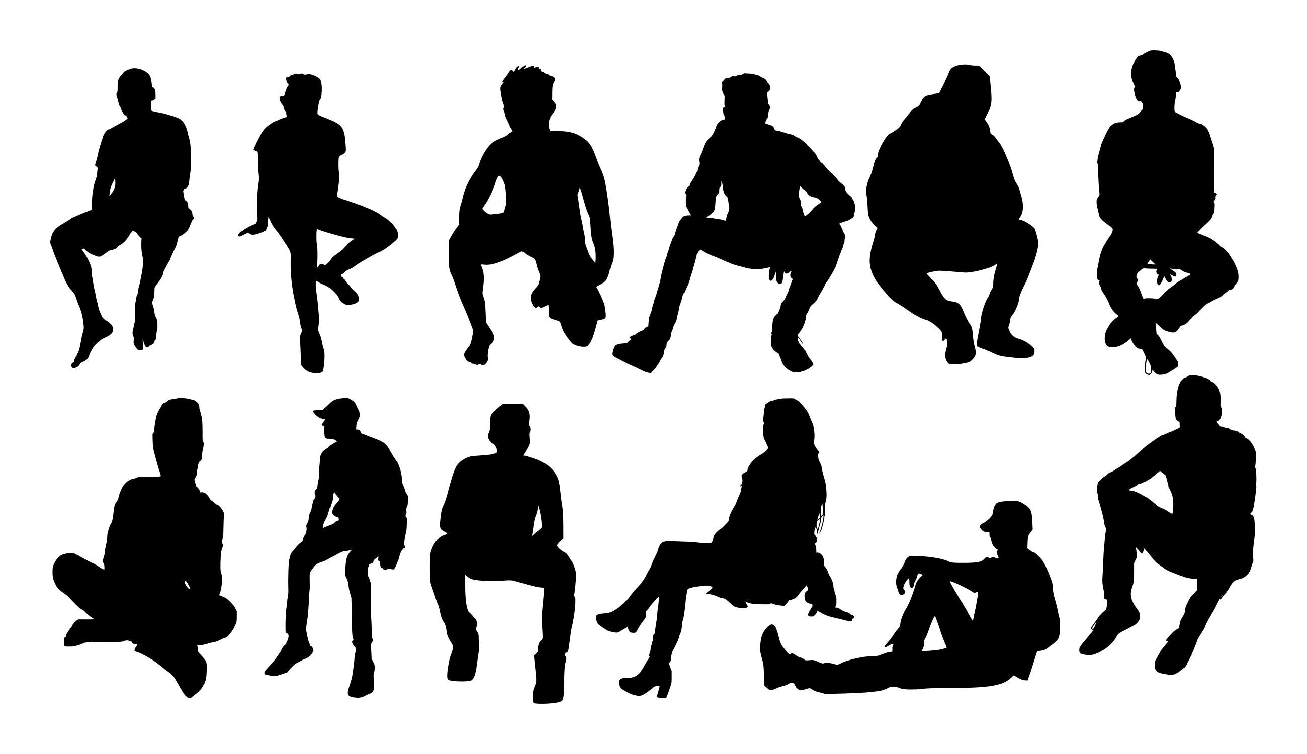 silhouette of person sitting alone person png free alone personpng transparent of silhouette sitting person