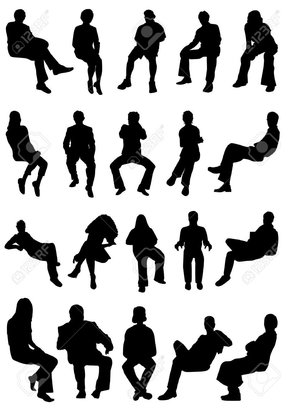 silhouette of person sitting silhouette people sitting png silhouette png download silhouette person of sitting