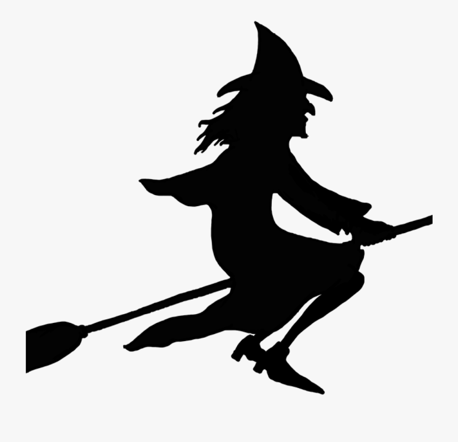 silhouette of witch on broomstick onlinelabels clip art witch flying broom silhouette witch silhouette broomstick on of