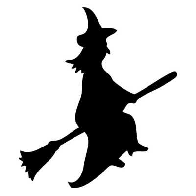 silhouette of witch on broomstick pictures of witches on broomsticks clipartsco witch broomstick on of silhouette