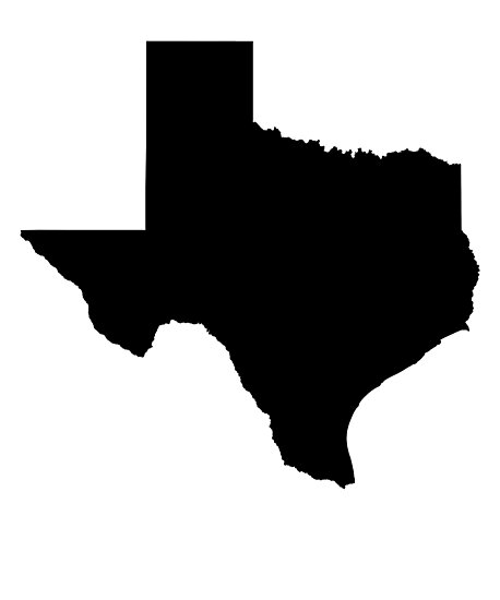 silhouette texas state of texas outline laptop cup decal svg digital silhouette texas