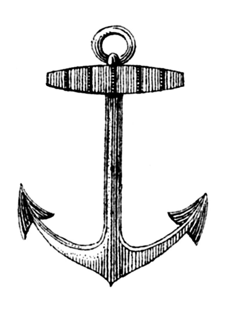 simple anchor drawing anchor drawing free download on clipartmag simple anchor drawing