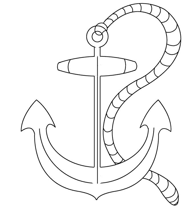 simple anchor drawing create a seamless anchor pattern in adobe illustrator drawing anchor simple