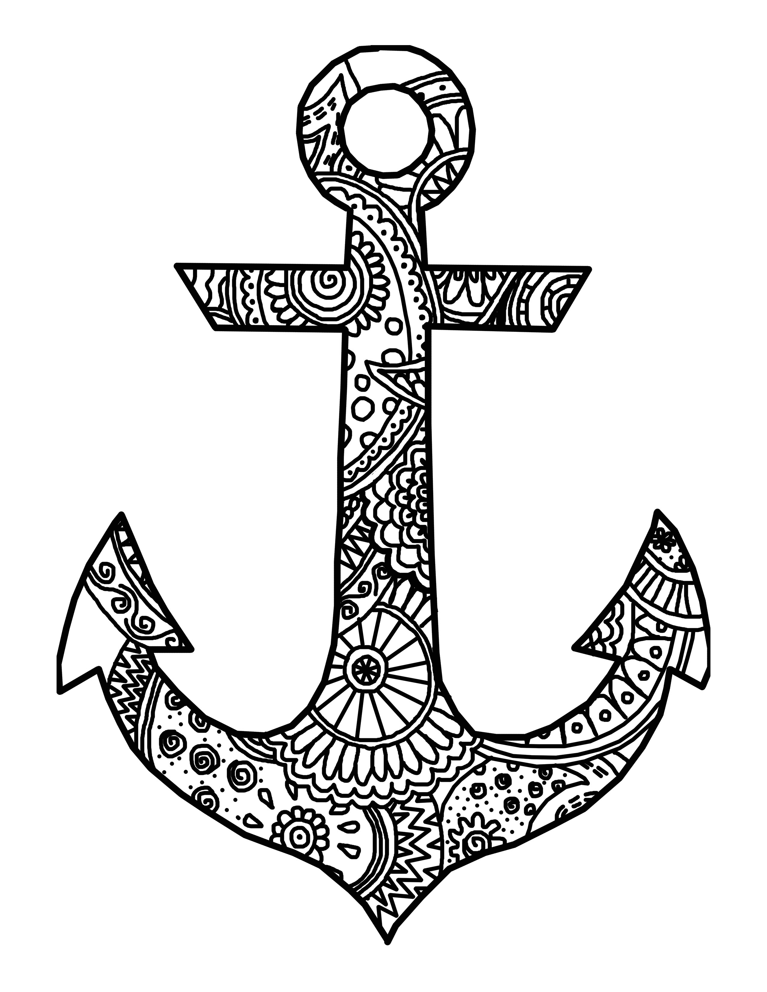 simple anchor drawing simple anchor clip art free vector in open office drawing anchor simple drawing