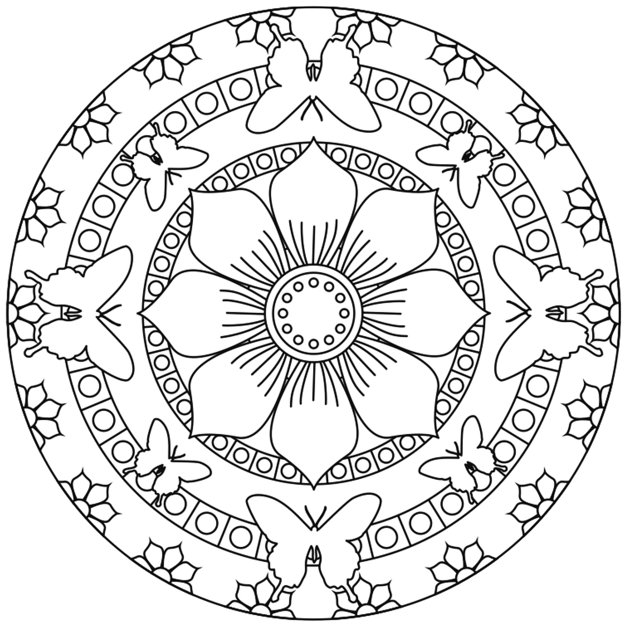 simple mandalas to color easy mandala designs to draw to mandalas color simple