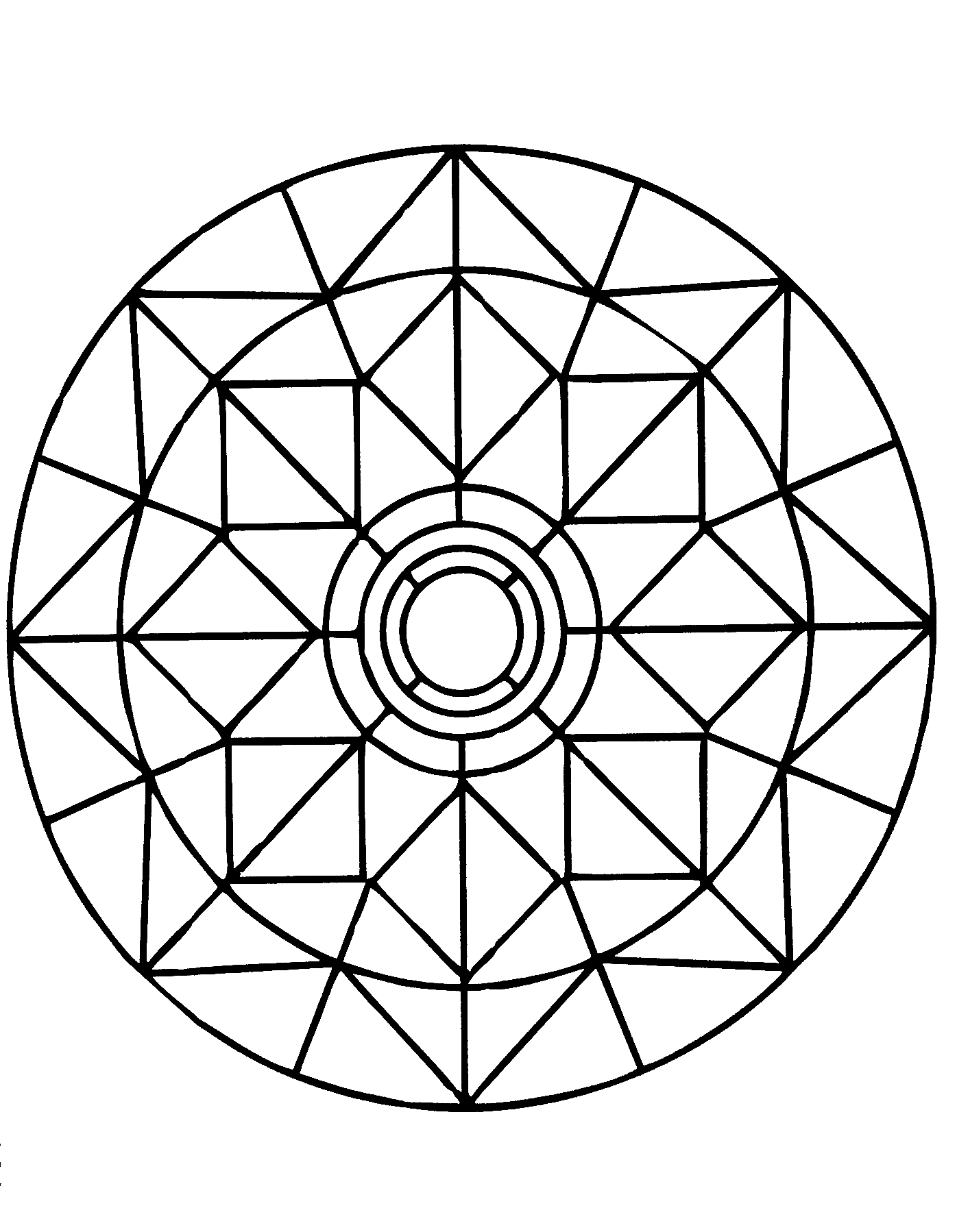 simple mandalas to color mandalas to download mandalas kids coloring pages mandalas simple to color