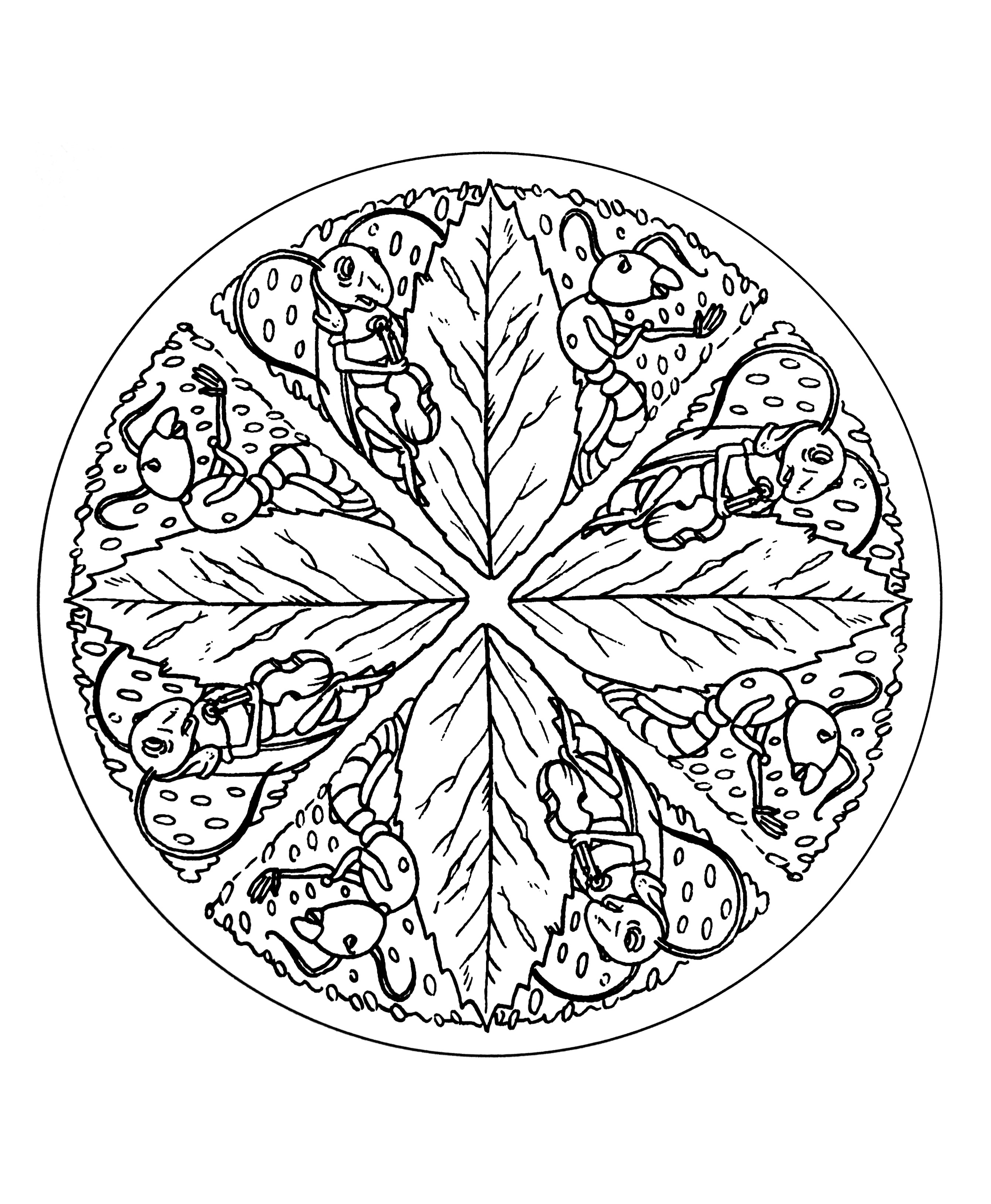 simple mandalas to color simple mandala 17 mandalas coloring pages for kids to mandalas to simple color