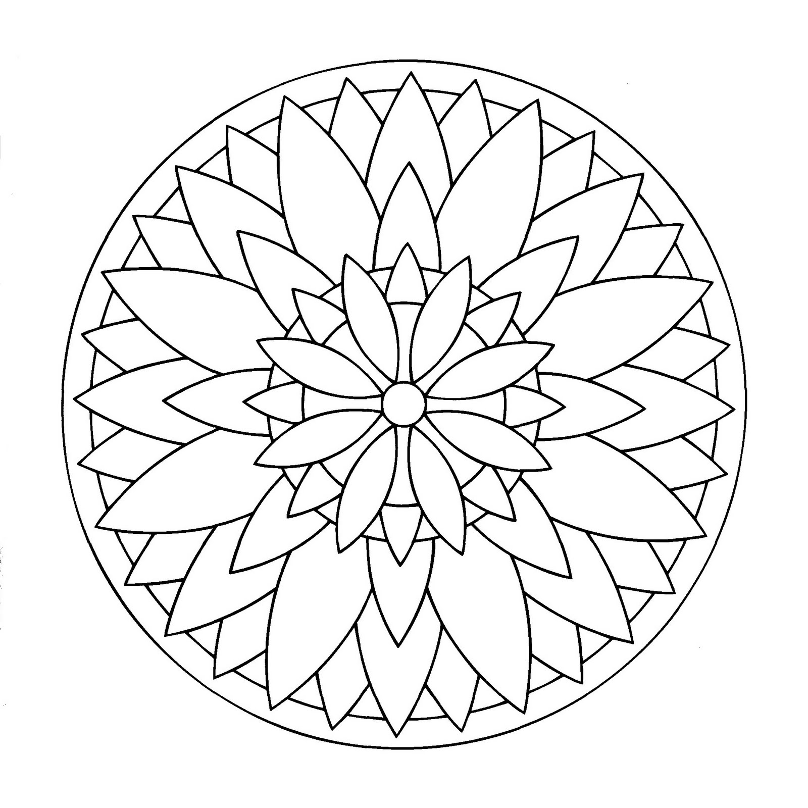 simple mandalas to color simple mandala 49 mandalas coloring pages for kids to mandalas to simple color