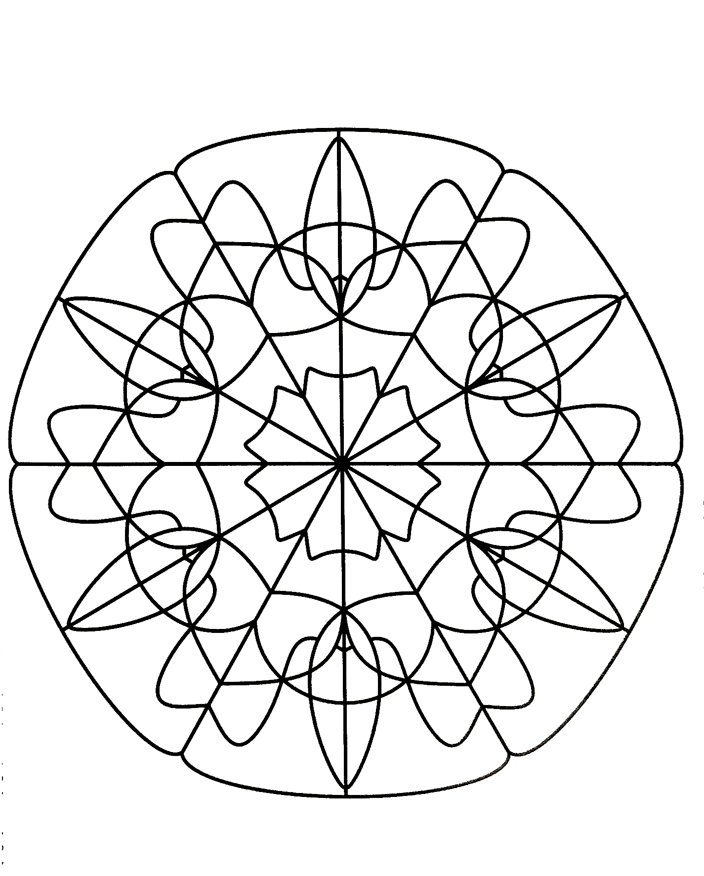 simple mandalas to color simple mandala 76 mandalas coloring pages for kids to mandalas to simple color