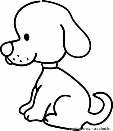 sitting dog coloring pages dogs coloring page coloring sitting pages dog