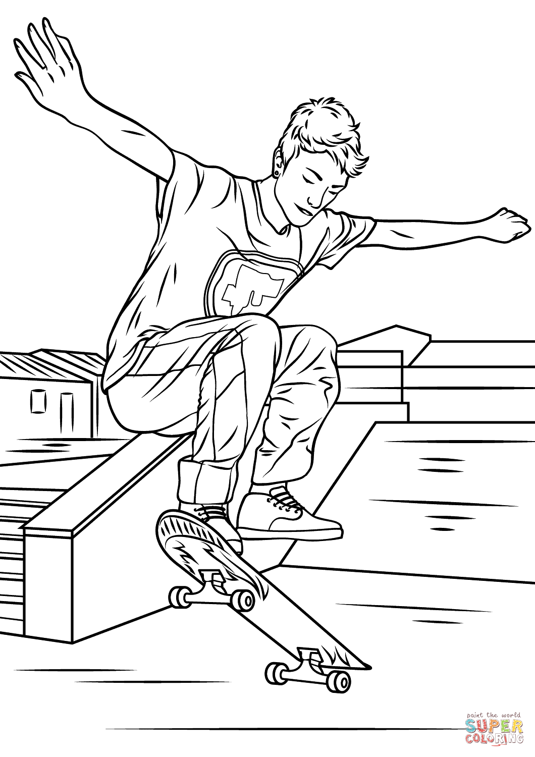 skateboard colouring pages skateboard coloring pages get coloring pages skateboard pages colouring