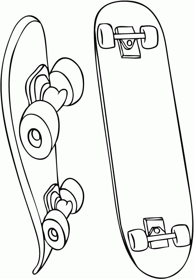 skateboard colouring pages skateboard coloring pages pages skateboard colouring