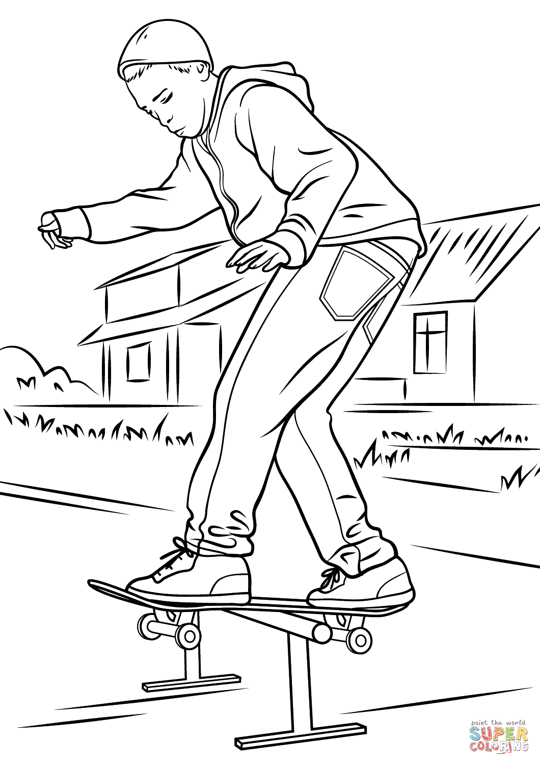 skateboard colouring pages skateboard coloring pages to download and print for free pages skateboard colouring