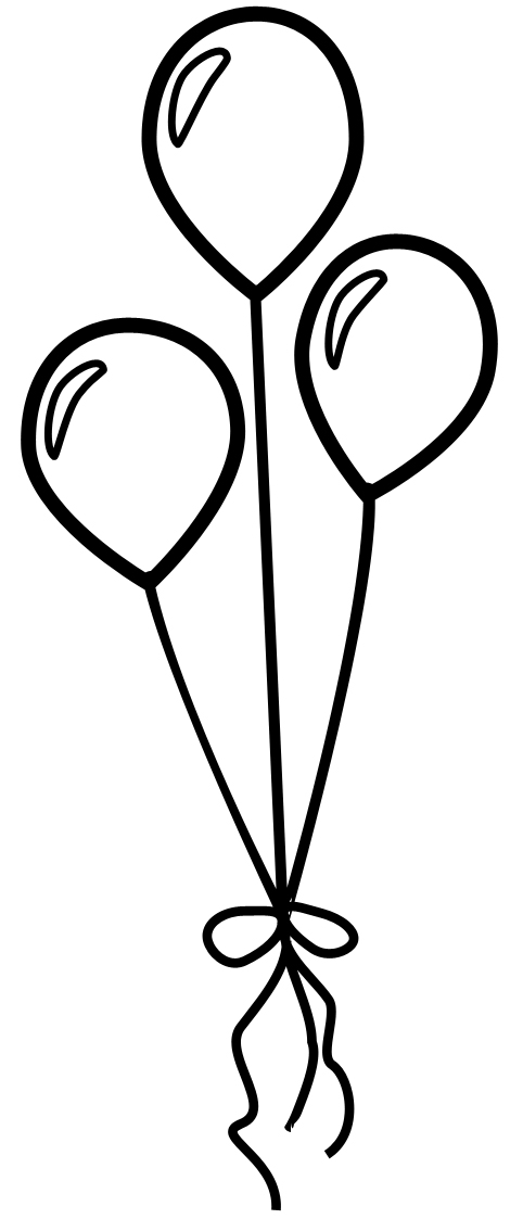 sketch of a balloon drawing of a bunch balloons illustrations royalty free balloon of a sketch