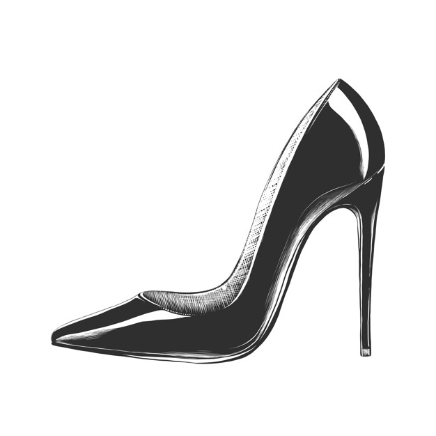 sketch of a high heel shoe how to draw heels google search pricilla pinterest sketch high shoe a of heel