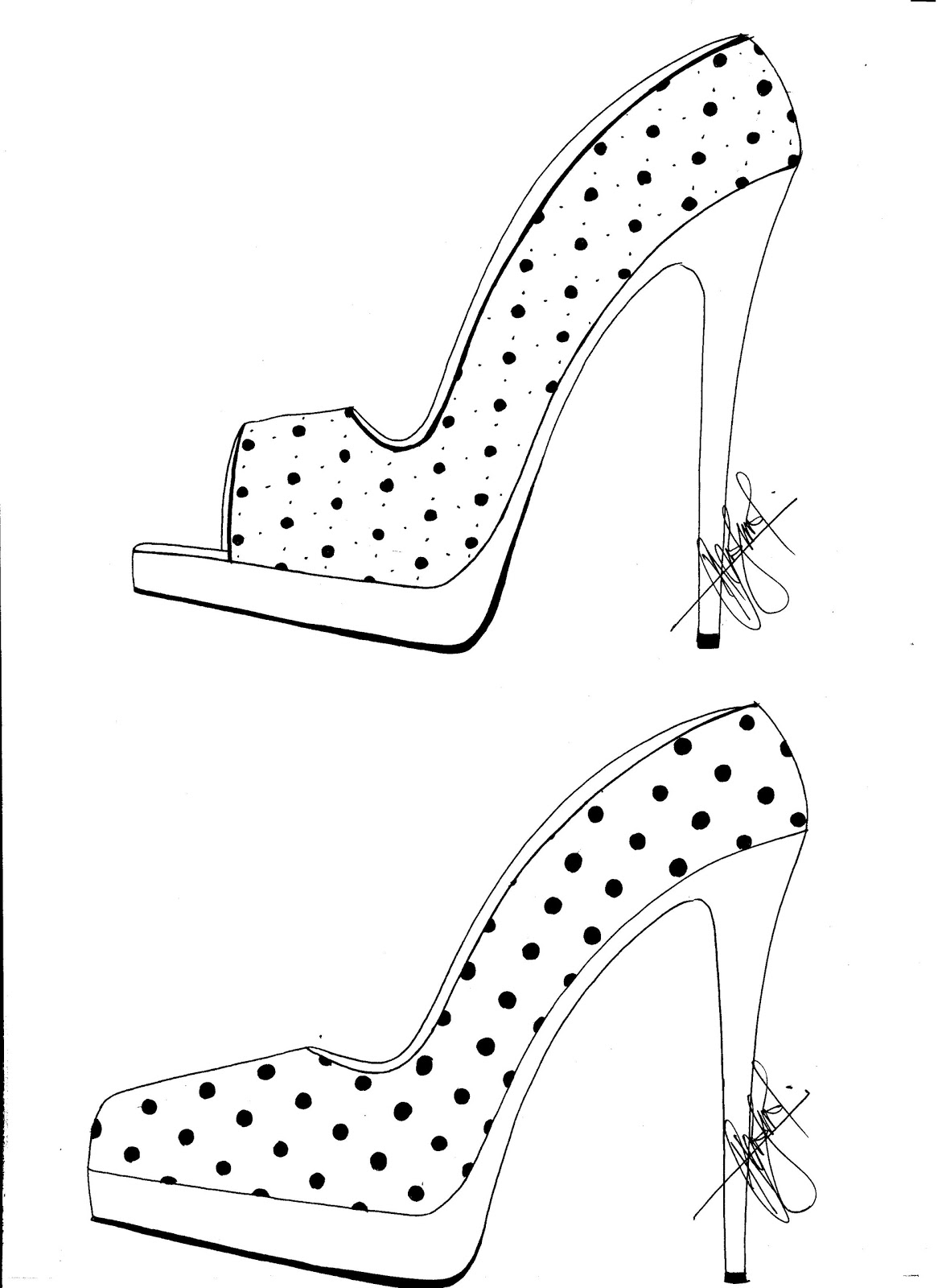 sketch of a high heel shoe shoes line drawing at getdrawings free download high of heel shoe a sketch