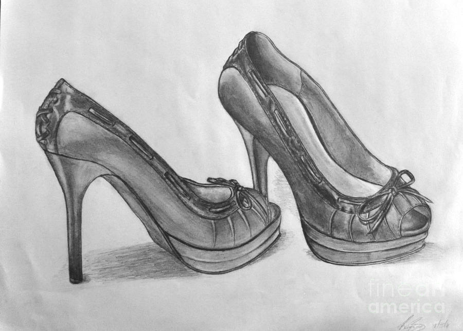 sketch of a high heel shoe yucca flats nm wenchkin39s coloring pages day of the sketch high shoe a heel of