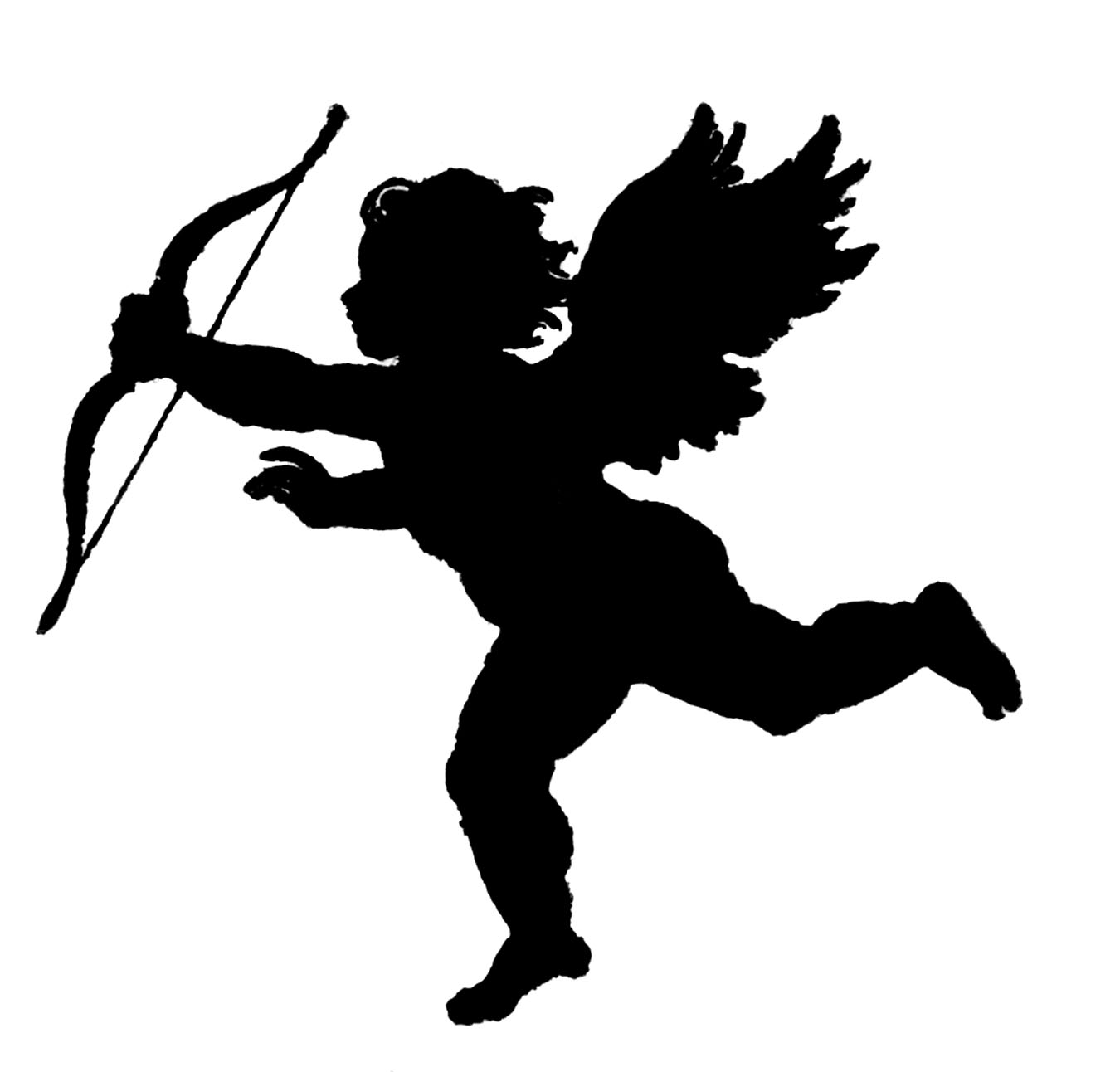 sketch of cupid best cupid clipart 22386 clipartioncom sketch of cupid
