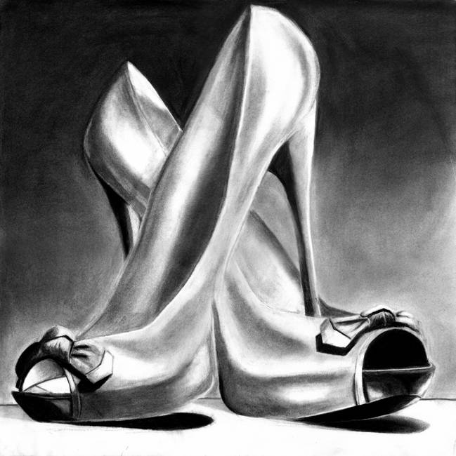 sketches of high heels high heel drawing template at paintingvalleycom explore sketches high of heels