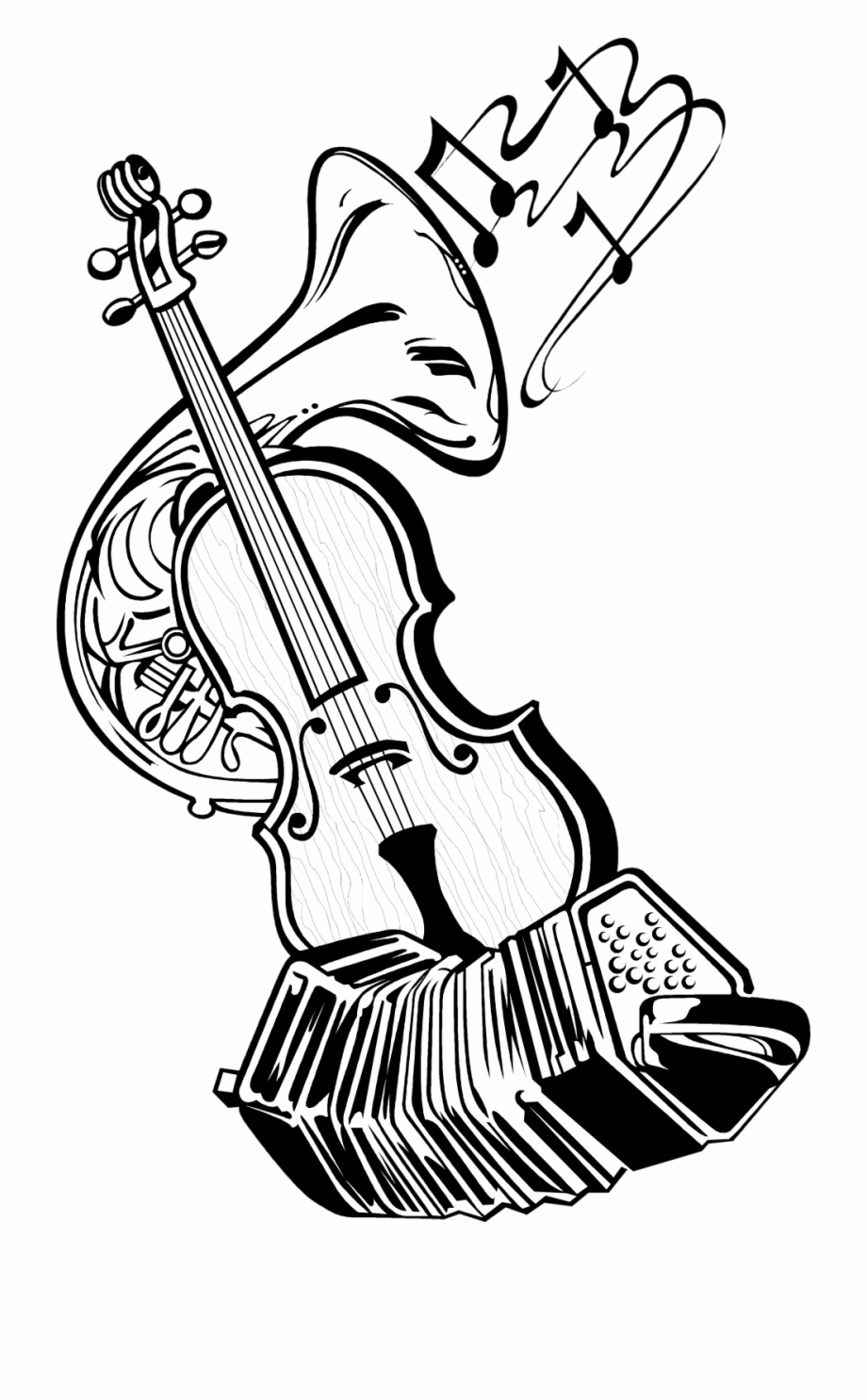 sketches of musical instruments electric guitar line drawing at getdrawings free download sketches instruments of musical