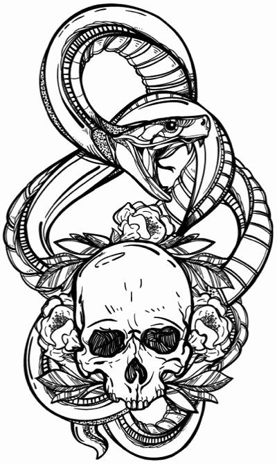 skull tattoo coloring pages adult coloring page sketch tattoo design indian skull pages tattoo skull coloring