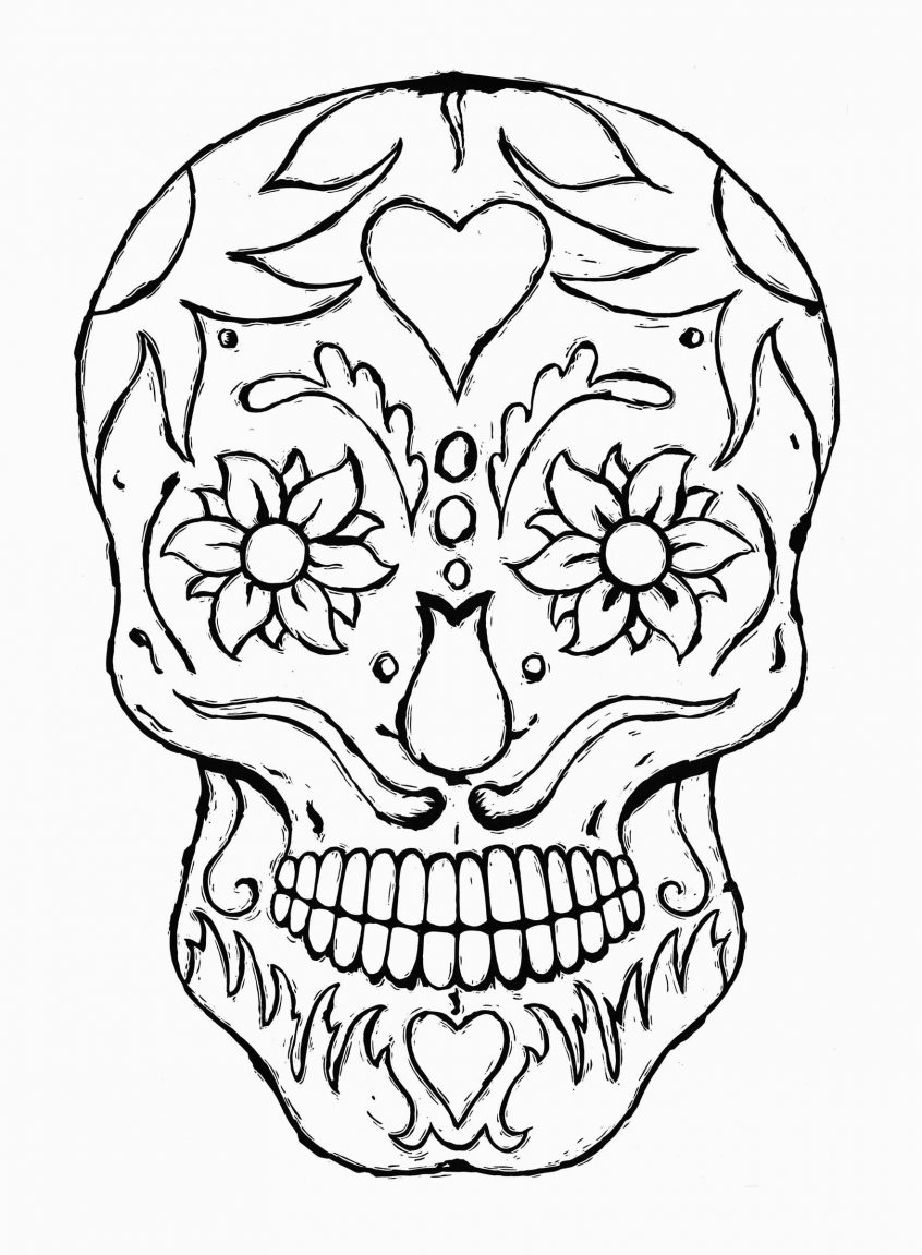 skull tattoo coloring pages illustrations by katya geta via behance tattoo design coloring pages skull tattoo