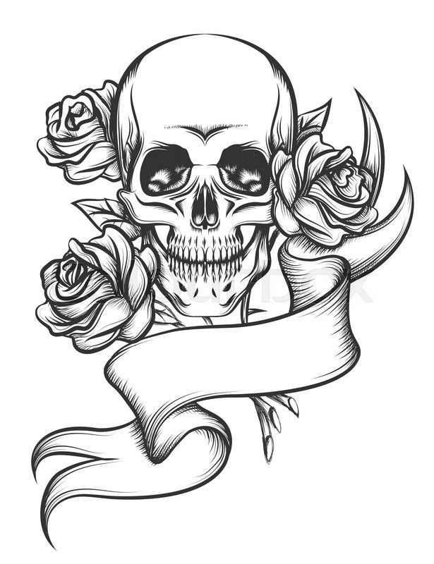 skull tattoo coloring pages pin by lindsey hardisty on coloring pages skull coloring pages coloring skull tattoo