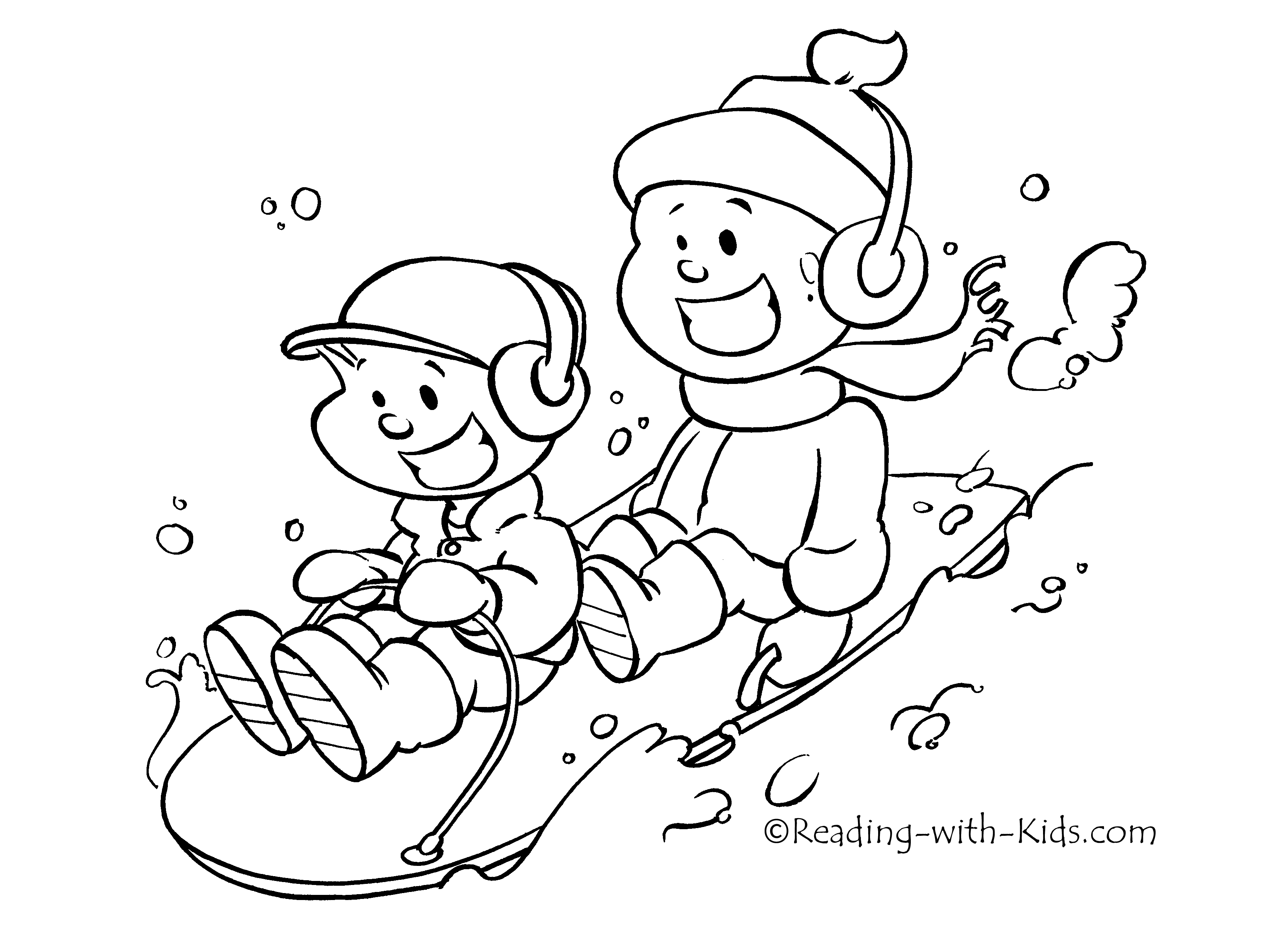 sled coloring sheet sled coloring pages coloring pages to download and print coloring sheet sled