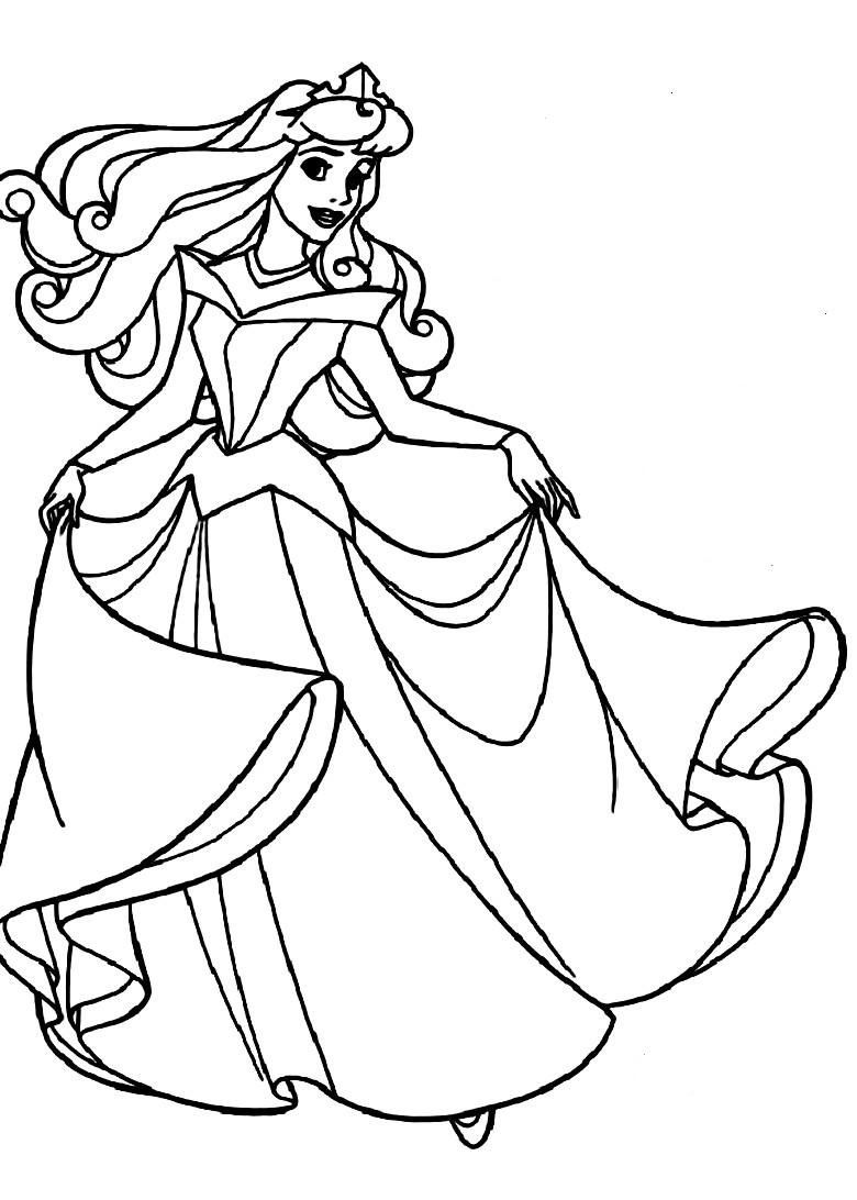 sleeping beauty coloring pages free printable sleeping beauty coloring pages for kids beauty sleeping coloring pages