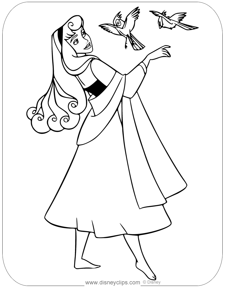 sleeping beauty coloring pages free printable sleeping beauty coloring pages for kids coloring sleeping beauty pages
