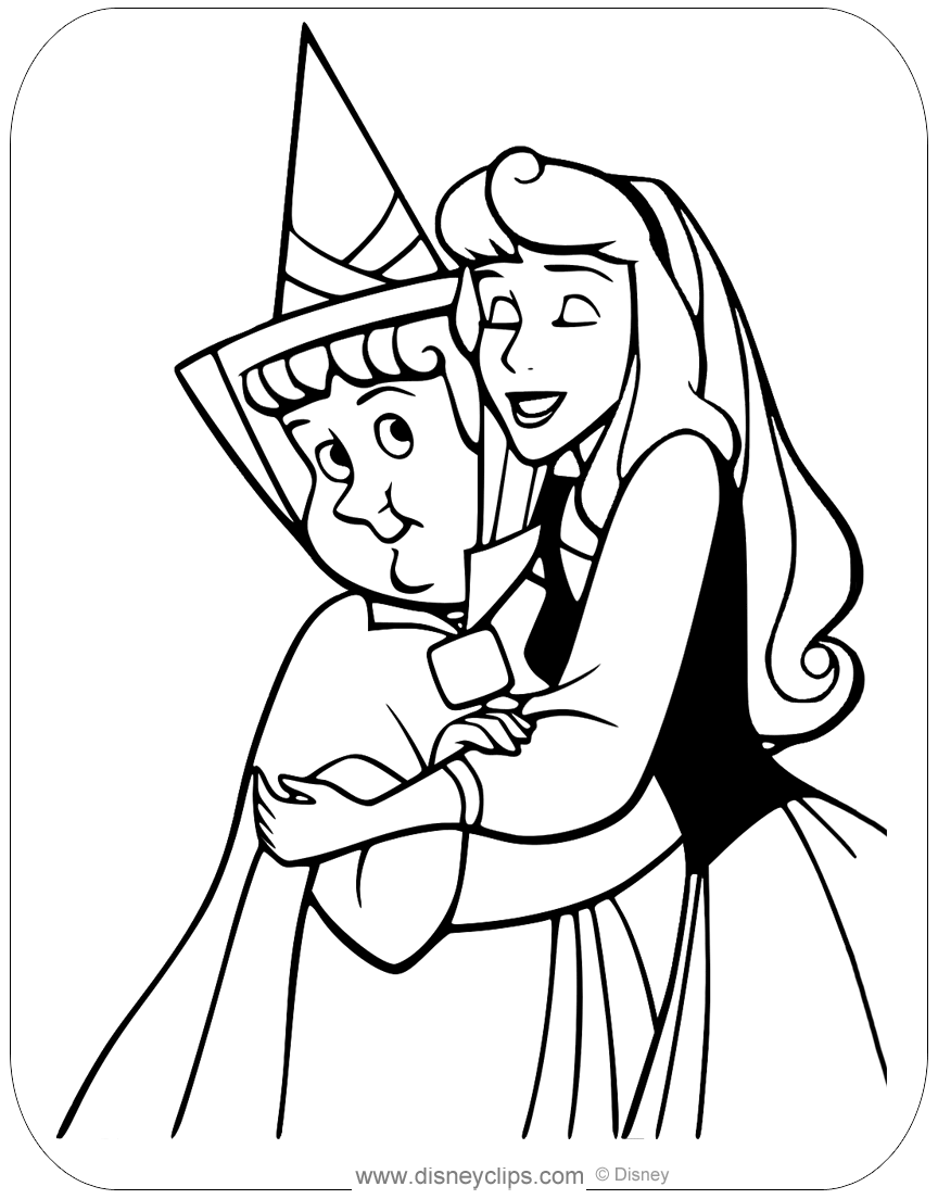 sleeping beauty coloring pages sleeping beauty disney coloring pages picture ideas kids coloring pages sleeping beauty