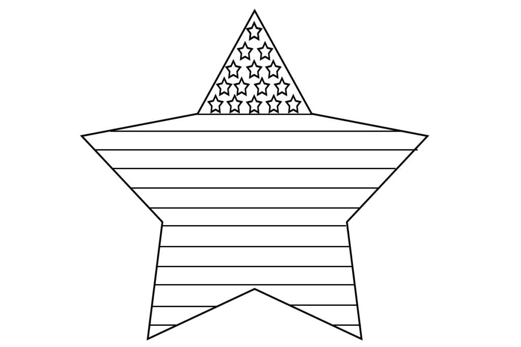 small american flag coloring page american flag coloring pages free printable american page flag small american coloring