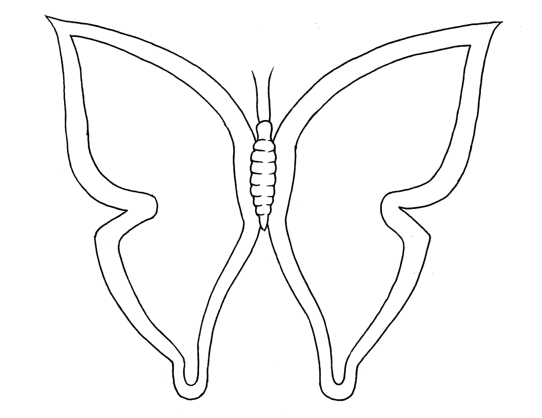 small butterfly coloring pages pin on stencils coloring pages small butterfly