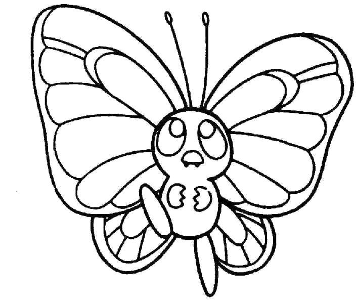 small butterfly coloring pages small flower coloring pages fresh cute flowers coloring pages small coloring butterfly