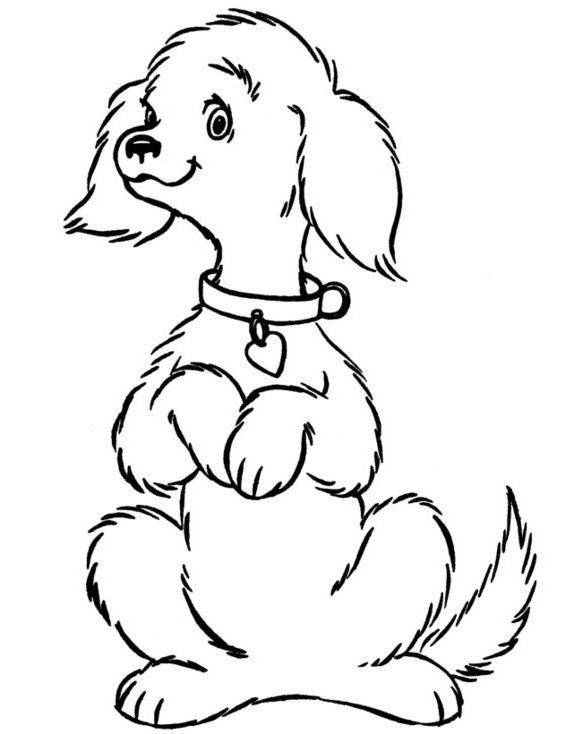 small puppy coloring pages small dog coloring pages coloring home puppy small pages coloring