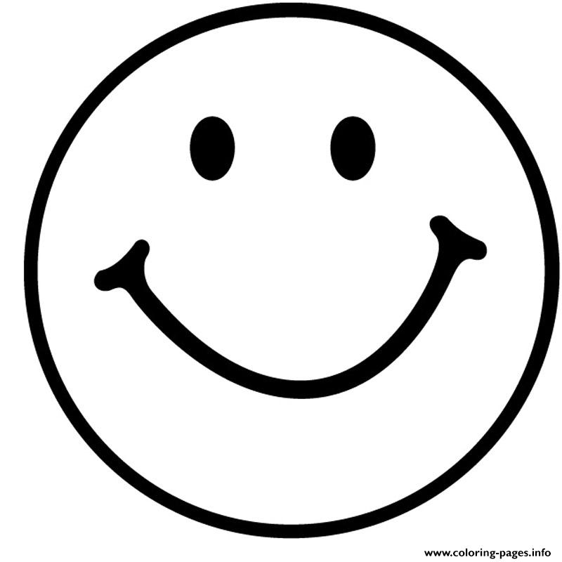 smiley face emoji coloring page smiley face coloring pages for kids this is a free face emoji coloring smiley page