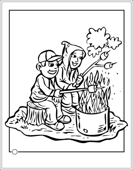 smore coloring sheet smores coloring pages coloring pages smore sheet coloring