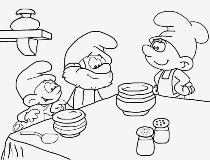 smurfs 2 coloring pages nice the smurfs season episode waste not smurf not smurf pages coloring 2 smurfs