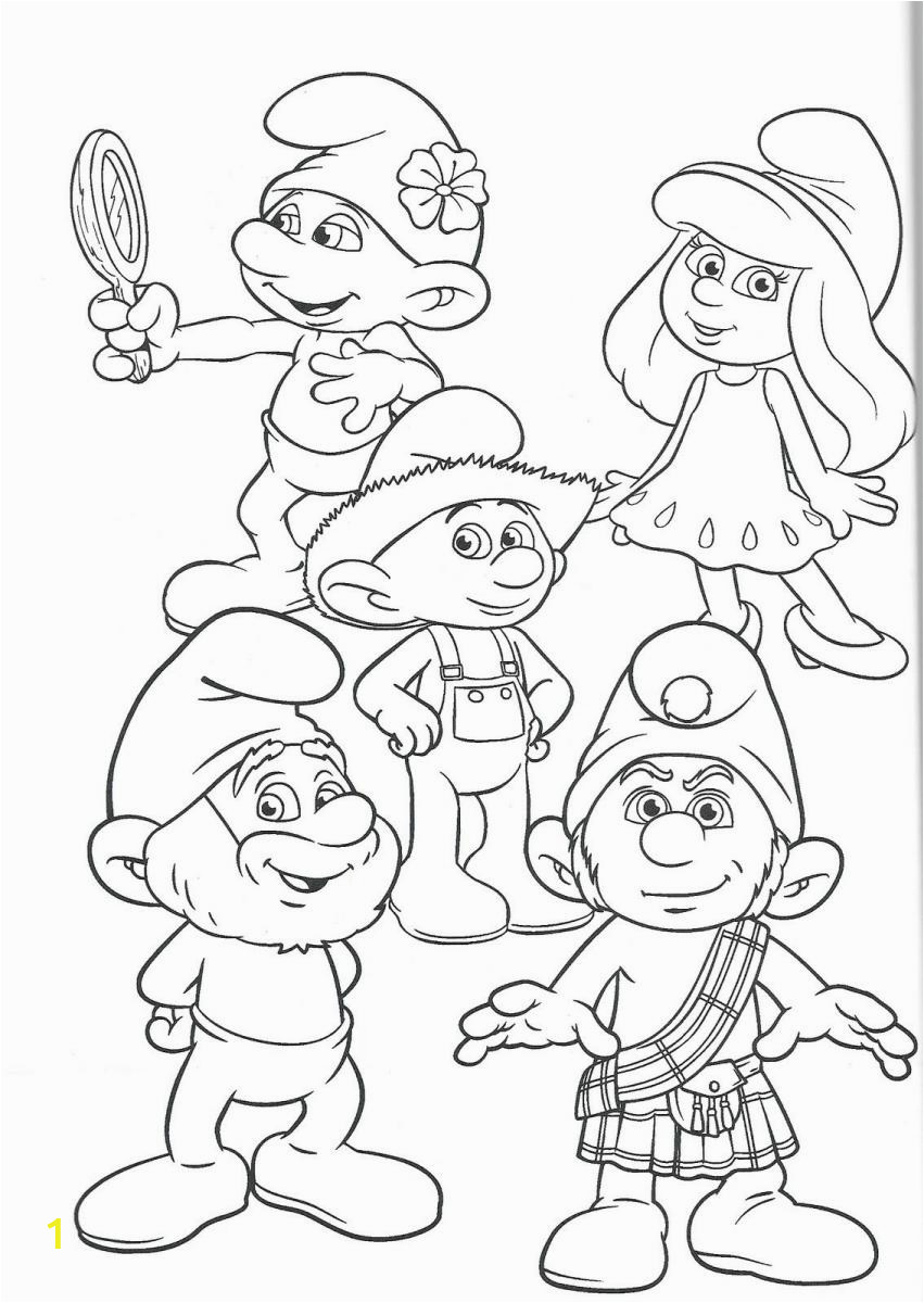 smurfs 2 coloring pages smurf coloring pages from the movie smurfs 2 coloring coloring pages 2 smurfs