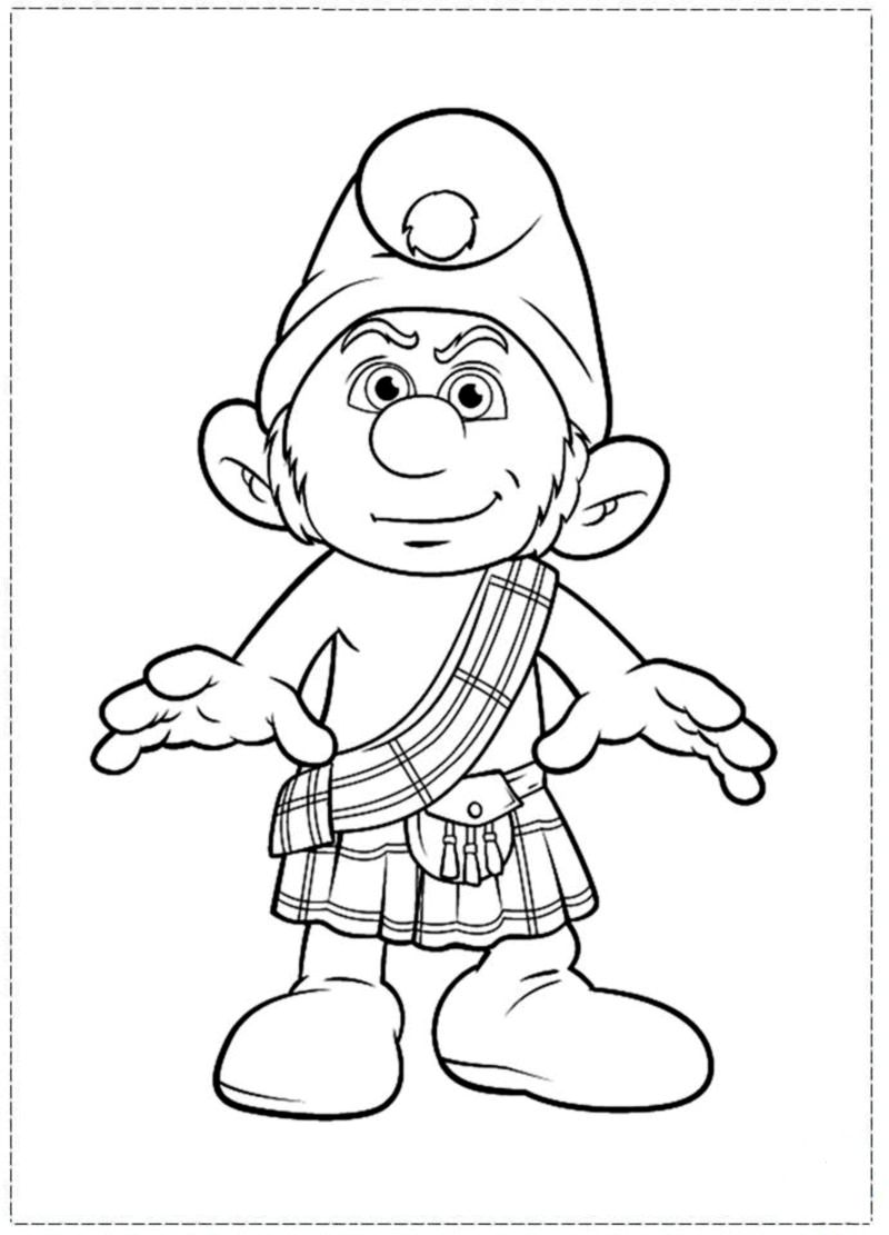 smurfs 2 coloring pages the smurfs coloring pages pages coloring 2 smurfs