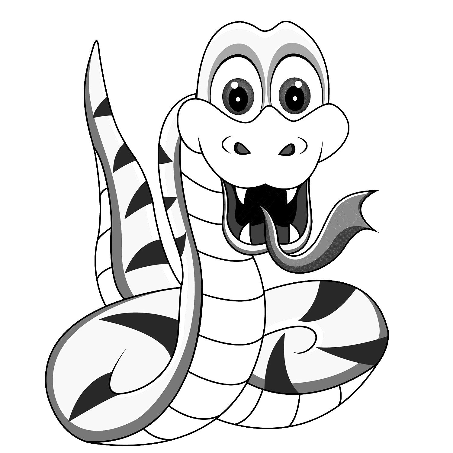 snake pictures to color and print free printable snake coloring pages for kids print and snake pictures color to