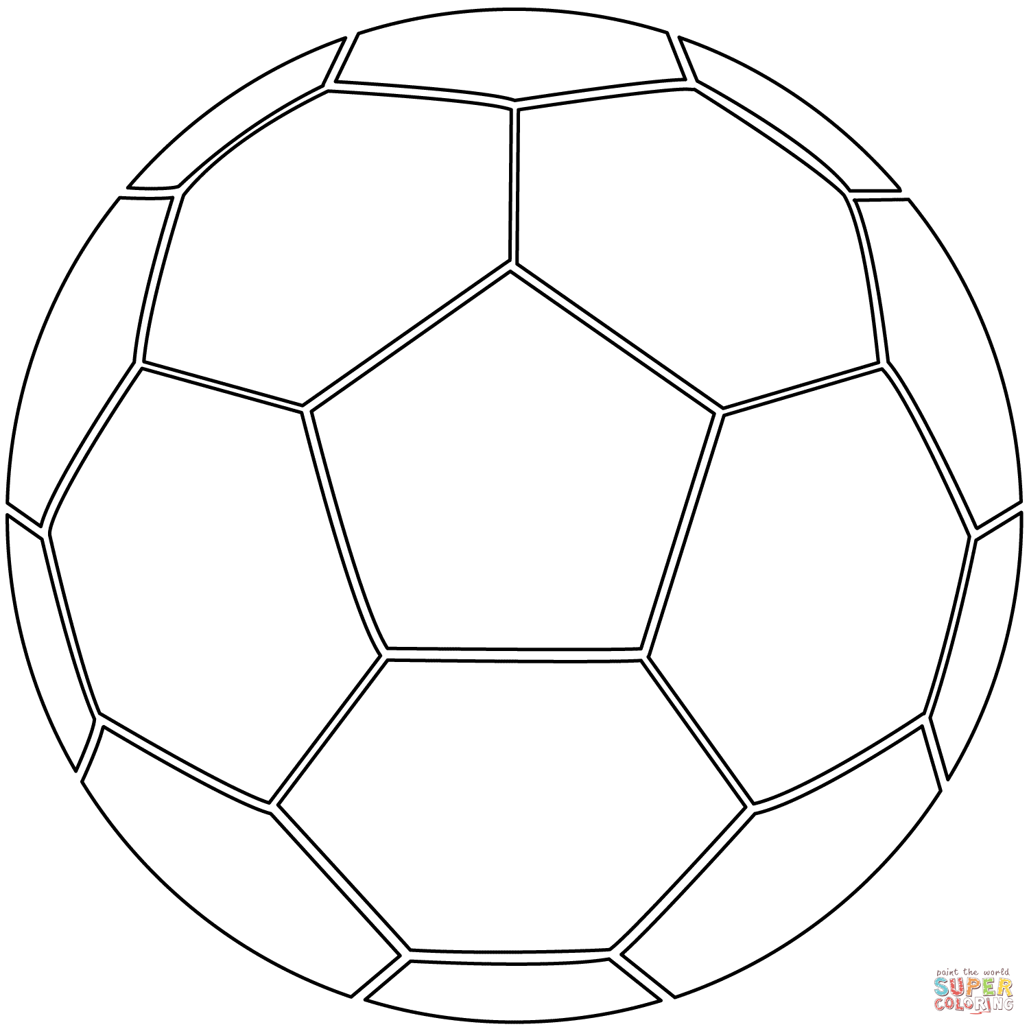 soccer ball coloring page free printable soccer coloring pages for kids ball page soccer coloring