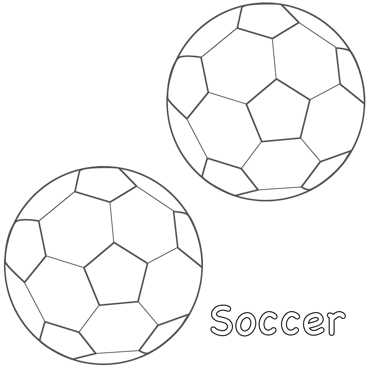 soccer ball coloring page soccer ball colouring clipart best soccer page ball coloring