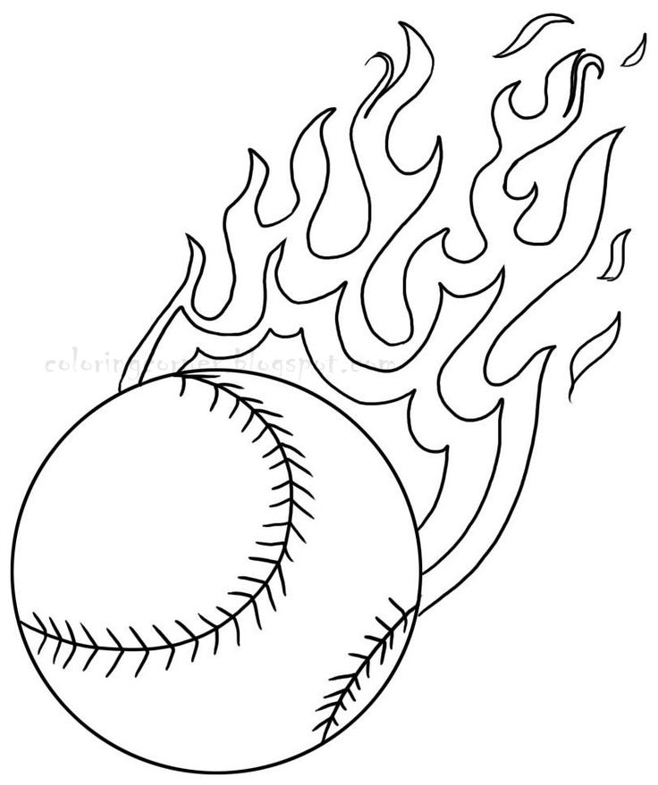softball coloring page softball coloring pages coloring pages to download and print page softball coloring
