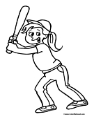softball coloring page softball coloring pages to download and print for free coloring softball page